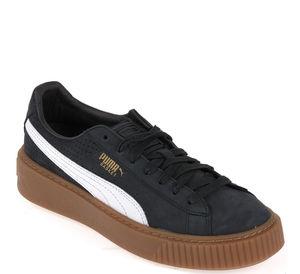 Puma Sneaker - SUEDE PLATFORM PERF. GUM