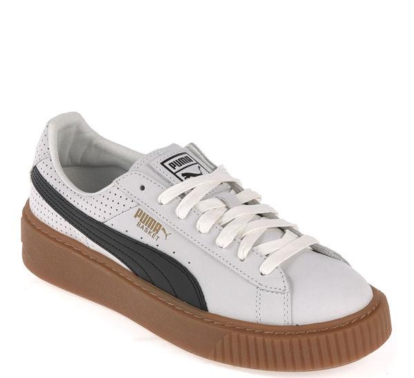 92d808de5b77 Puma Sneaker - SUEDE PLATFORM PERF GUM von Roland ansehen ...