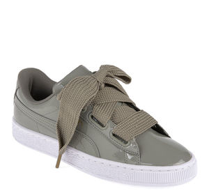 Puma Sneaker - BASKET HEART PATENT