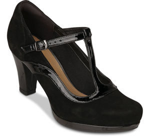 Clarks Pumps - CHORUS PITCH
