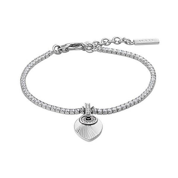 JETTE Silver Armband