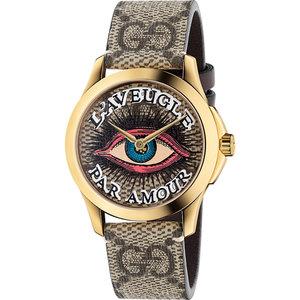 Gucci Unisexuhr G-Timeless YA1264022