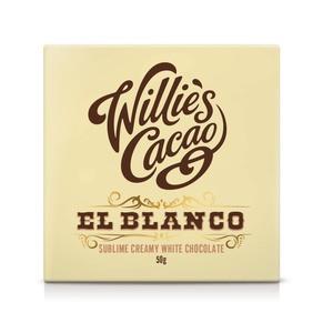 Willies Cacao El Blanco 50g 6,60 € / 100g