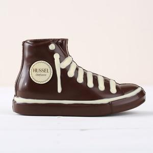 Schoko-Sneaker aus Zartbitter-Schokolade 160g 6,19 € / 100g