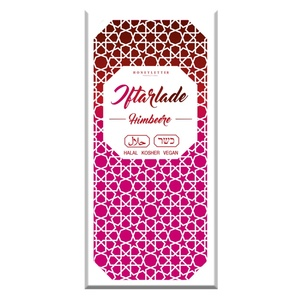 Iftarlade Himbeere 100g 3,00 € / 100g
