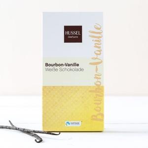 Fairtrade Mass Balance Bourbon-Vanille-Schokolade 90g 3,33 € / 100g