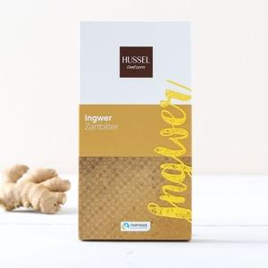 Fairtrade Mass Balance Ingwer-Schokolade 90g 3,33 € / 100g