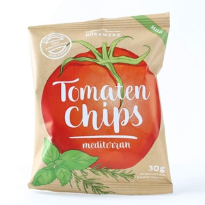 Tomatenchips mediterran 30g 11,67 € / 100g