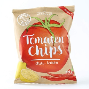 Tomatenchips Chili & Lemon 30g 11,67 € / 100g