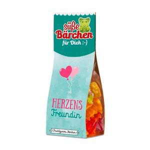 Süße Bärchen ´´Herzensfreundin´´ 70g 4,27 € / 100g