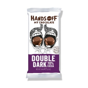 Hands Off Double Dark 70% 100g 3,40 € / 100g