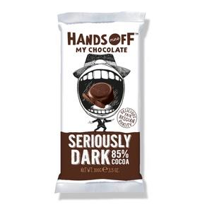 Hands Off Seriously Dark 85% 100g 3,40 € / 100g