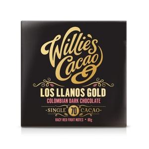 Willies Cacao Los Llanos 70% 50g 6,60 € / 100g