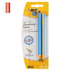 BIC Kids Bleistifte, 2er-Pack pink