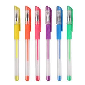 6 Gelstifte Neon