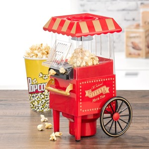 Retro-Popcornmaschine mini