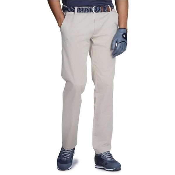 INESIS Golfhose 100 Herren beige, Größe: M / W32 L33