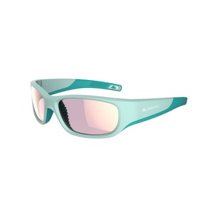 QUECHUA Sonnenbrille MH T 900 Kat. 4 Kinder türkis, Größe: No Size