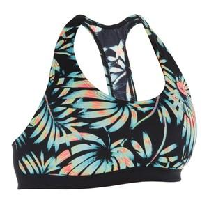ROXY Bikini-Oberteil Bustier Master Palm Surfen Damen, Größe: XS