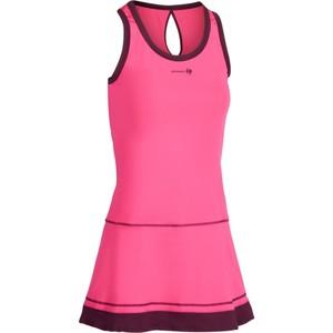 ARTENGO Tenniskleid Soft 500 Damen rosa, Größe: EU 36 DE 34