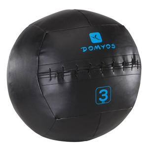DOMYOS Wall Ball 3 kg , Größe: 3 KG