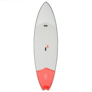 ITIWIT SUP-Hardboard Surf 500 / 8´8 Stand Up Paddle rot 122 l, Größe: No Size