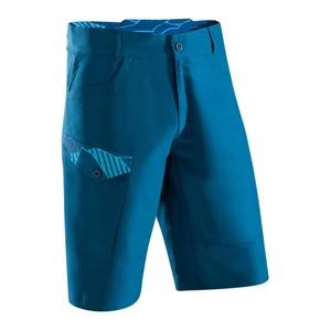 B´TWIN MTB-Shorts 500 Herren blau, Größe: M