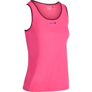 ARTENGO Tennis-Top Soft 500 Damen rosa, Größe: EU 36 DE 34