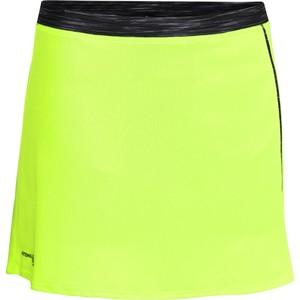 ARTENGO Tennisrock Soft 500 gelb, Größe: XS