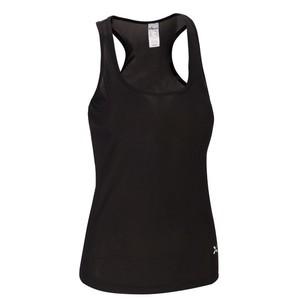 B´TWIN Fahrradunterwäsche Funktionsshirt Tanktop 300 Damen schwarz, Größe: S