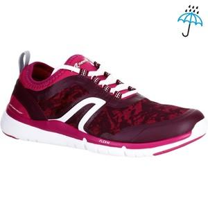 NEWFEEL Walkingschuhe PW 580 wasserfest Damen violett/rosa, Größe: 36