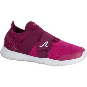 NEWFEEL Walkingschuhe Soft 180 Strap Damen violett/rosa, Größe: 36