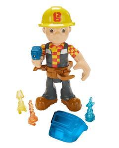 Bob der Baumeister Figur mit Werkzeug