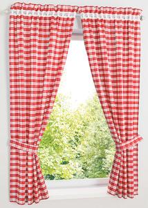 """Vorhang """"Alvin"""" (4-tlg. Set)"""