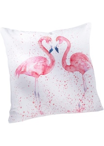 "Kissenhülle ""Flamingo"""