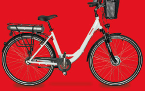 28-er Alu-City E-Bike  Telefunken RC 657