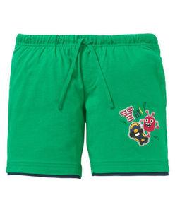 Shorts - Monster, Doppellagenoptik