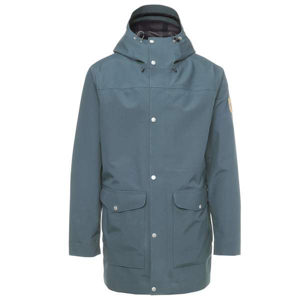 save off 38099 a3594 Fjällräven Greenland Eco-Shell Jacket Männer - Regenjacke