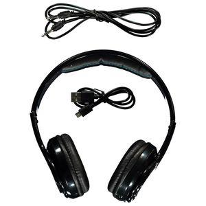 Bluetooth Kopfhörer in Schwarz