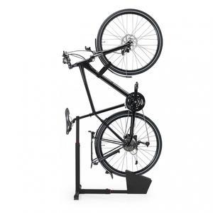 EASYmaxx Fahrradständer vertikal schwarz