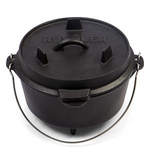 Rustler Dutch Oven Feuertopf 3,6l