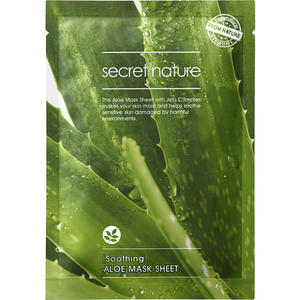 Secret Nature Aloe Mask Sheet [Soothing]