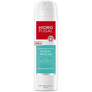 Hidrofugal Deo Spray Antitranspirant Dusch-Frische 1.86 EUR/100 ml