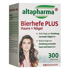 altapharma Bierhefe PLUS Haar + Nägel 1.66 EUR/100 g