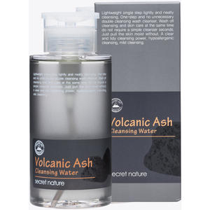 Secret Nature Volcanic Ash Cleansing Water 63.17 EUR/1000 ml