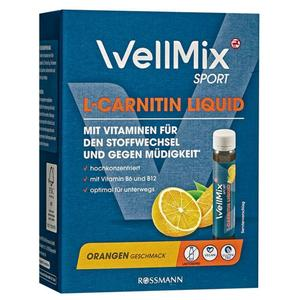 WellMix Sport L-Carnitin Liquid Orange 1.71 EUR/100 ml
