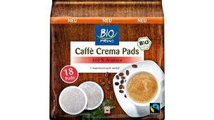 BIO PRIMO Fairtrade Kaffeepads 18 Stück
