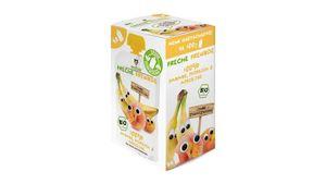 Freche Freunde Bio Quetschie 100% Banane Pfirsich & Aprikose 4er Pack