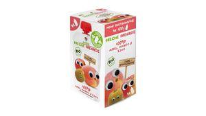 Freche Freunde Bio Quetschie 100% Apfel, Mango & Kiwi 4er Pack