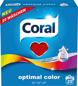 CORAL Optimal Color Pulver, 20WL